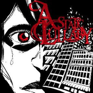 A Static Lullaby (album) - Image: Aslcover