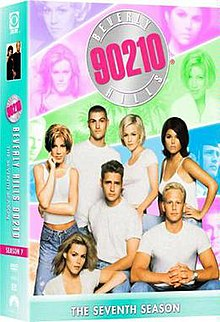 beverly hills 90210 staffel 9