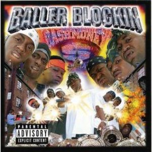 Baller Blockin' (soundtrack) - Image: Baller Blockin Soundtrack Cover