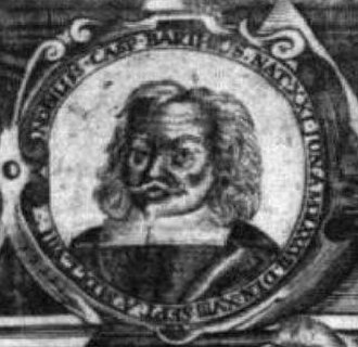 Kaspar von Barth - Image: Barth medallion from 1664 edition