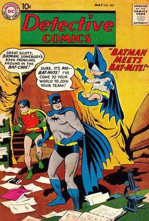 Bat-Mite - Image: Bat Mite Cover