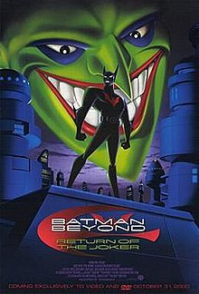 Batman Beyond: Return of the Joker - Wikipedia