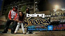 Being N-Dubz title card.jpg