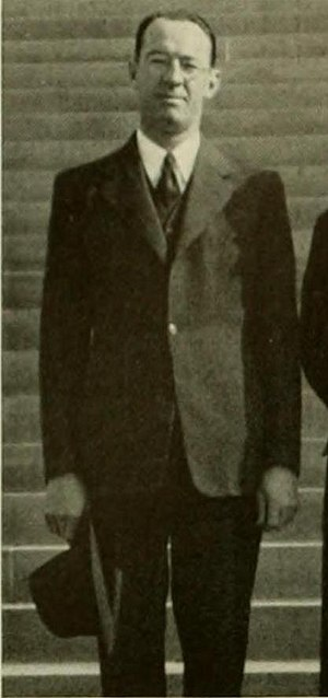 Bill Supplee - Supplee of the Maryland athletic board in 1942