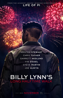 Billy Lynn's Long Halftime Walk poster.png
