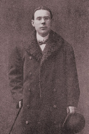 Louis B. Boudin - Louis B. Boudin, in a photo taken at the time of his publication of his first book in 1907.