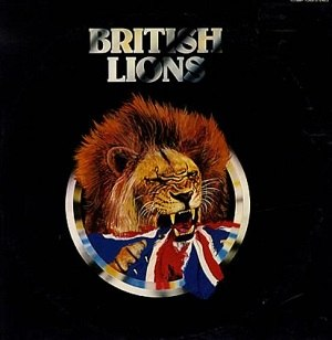 British Lions (album) - Image: British Lions