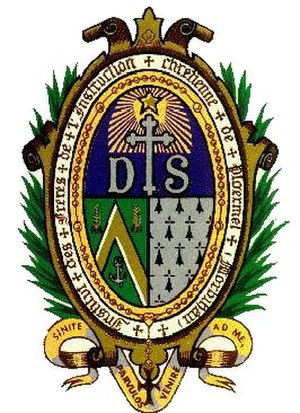 Brothers of Christian Instruction - Older logo of the Brothers of Christian Instruction.
