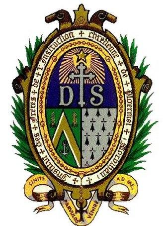 Brothers of Christian Instruction - Older logo of the Brothers of Christian Instruction.