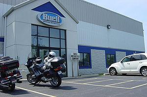 Buell Motorcycle Company - Buell Facility