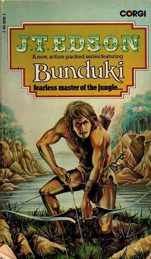 Bunduki - Cover of first edition