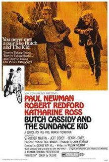 Butch Cassidy and the Sundance Kid (1969) [English] SL DM - Paul Newman, Robert Redford, Katharine Ross