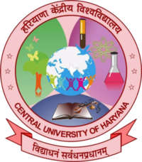 Image result for CENTRAL UNIVERSITY OF HARYANA