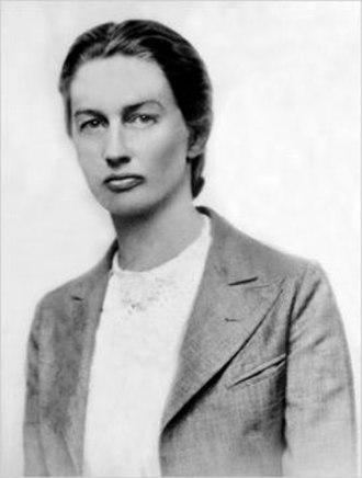 Christina Stead - Christina Stead in 1938
