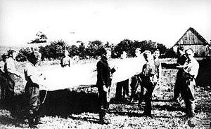 Cichociemni - Cichociemni after delivery to Home Army Radom-Kielce inspectorate, 22 September 1944