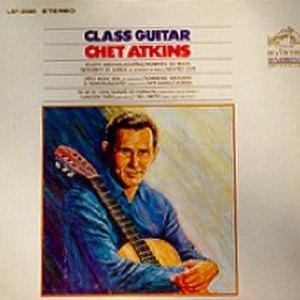 Class Guitar - Image: Class Guitar Chet Atkins