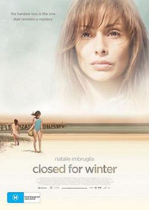 Closed for Winter - Promotional film poster