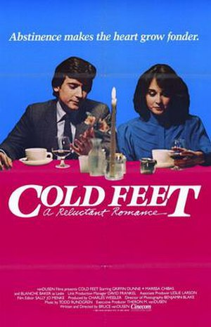 Cold Feet (1983 film) - Image: Cold feet movie poster