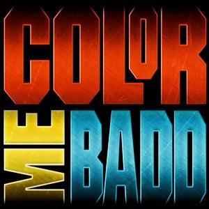Color Me Badd - Image: Color Me Badd logo
