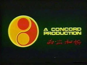 Concord Production Inc. - Opening logo from the film Way of the Dragon