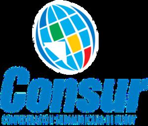Sudamérica Rugby - Image: Consur logo