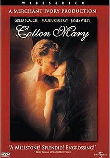 <i>Cotton Mary</i> 1999 film by Madhur Jaffrey, Ismail Merchant