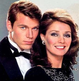 Cover Up (TV series) - Jon-Erik Hexum and Jennifer O'Neill