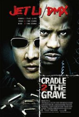 Cradle 2 the Grave - Theatrical release poster
