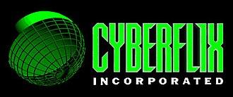 CyberFlix - Cyberflix logo