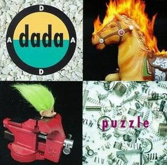 Puzzle (Dada album) - Image: D Puzzle