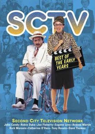 Edith Prickley - SCTV: The Early Years