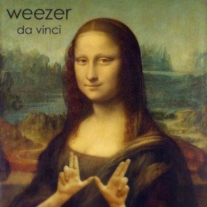 Da Vinci (song) - Image: Da vinci weezer 5 playbook