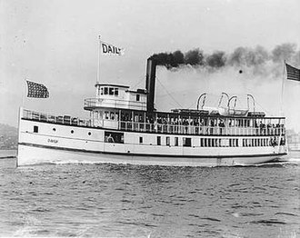SS Island Princess - Image: Daily (steamboat)