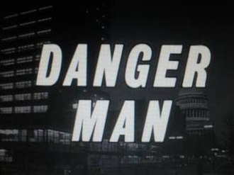 Danger Man - First series titles