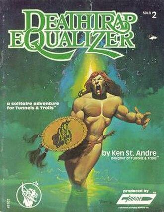Deathtrap Equalizer Dungeon - Image: Deathtrap Equalizer Dungeon