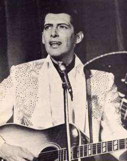 Del Reeves American singer