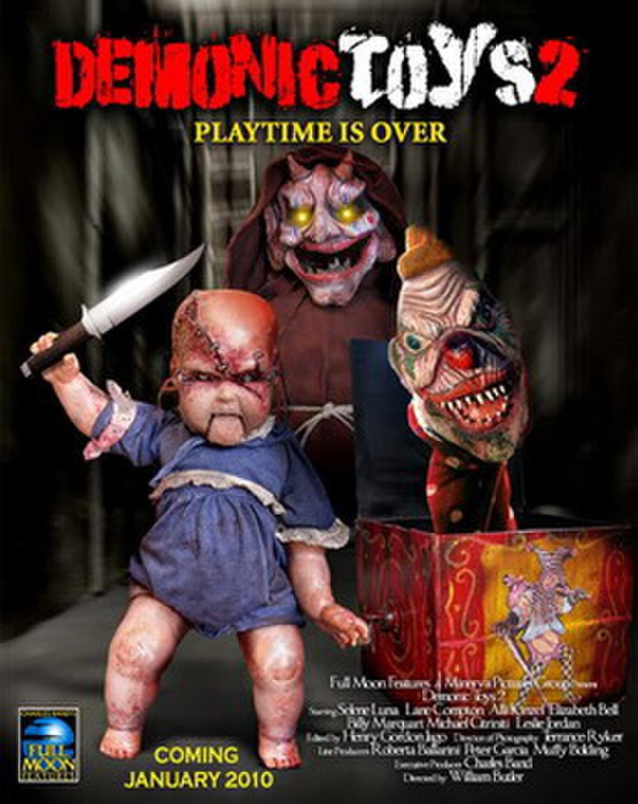 Demonic Toys 2: Personal Demons