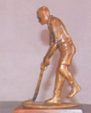 Dhyan Chand Award - Image: Dhyan Chand Award
