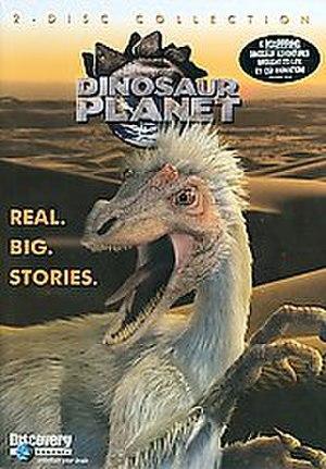 Dinosaur Planet (TV series) - Image: Dinosaur planet dvd cover art