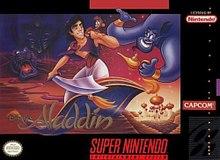 disneys aladdin capcom video game wikipedia