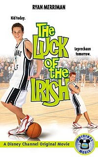 The Luck of the Irish movie