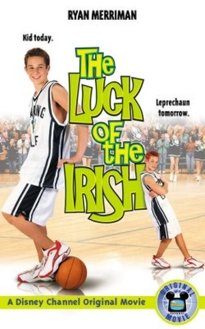 The Luck of the Irish (2001 film) - Promotional poster