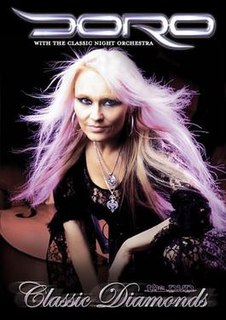 <i>Classic Diamonds – The DVD</i> 2004 video by Doro with the Classic Night Orchestra