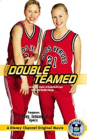 Double Teamed - Promotional advertisement