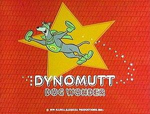 Dynomutt, Dog Wonder - Image: Dynomutt title card