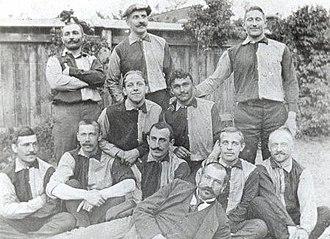 1. FC Tatran Prešov - Eperjesi TVE in 1904