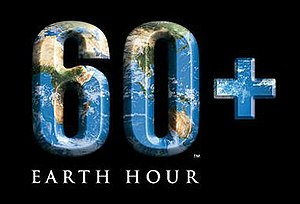 Earth Hour's logo