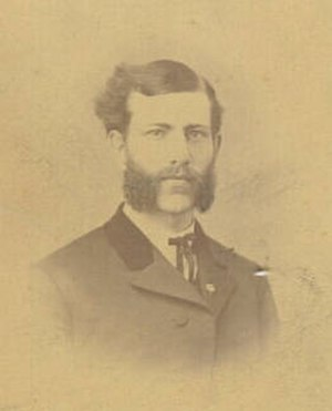Elroy M. Avery - Avery around the time of the American Civil War.