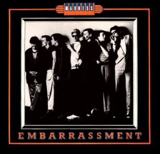 Embarrassment (song) - Image: Embarrassment (Madness single cover art)