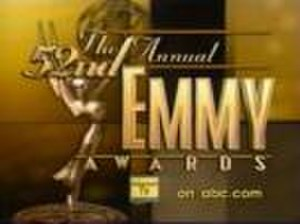 52nd Primetime Emmy Awards - Promotional poster